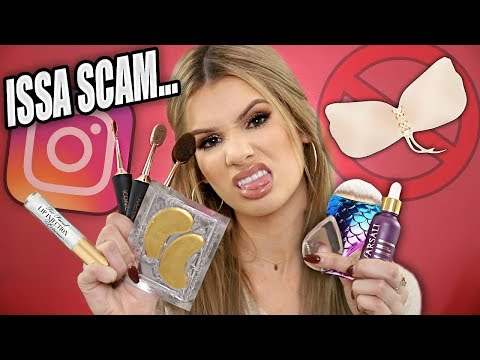 MOST OVERRATED INSTAGRAM Beauty Products   NOT Worth the Hype!