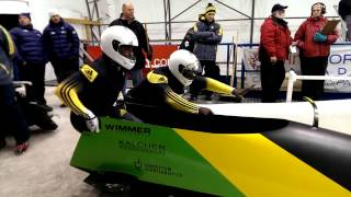 Repeat youtube video Jamaica Bobsled Team Sochi 2014 Qualification