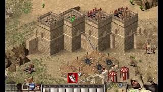 Stronghold Crusader! Уровень 64 - Мираж!