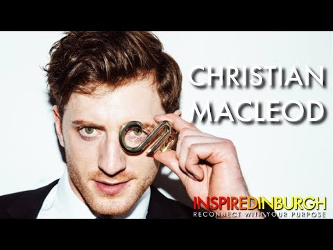 Christian MacLeod - Professional Golf to Luxury Fashion | Inspired Edinburgh
