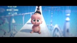 The Boss Baby Opening Machine Scene -  Cena de abertura bebe saindo da máquina