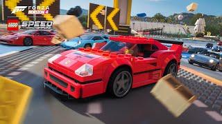 FORZA HORIZON 4 LEGO DLC MED JONAS!