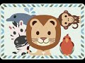 Flashcards for toddlers: Animals - learn English with Sami Apps!