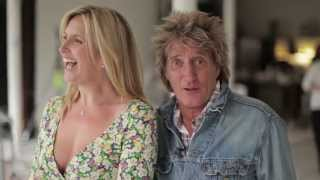 ROD STEWART: THE AUTOBIOGRAPHY - BEHIND THE SCENES