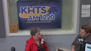 Diane Trautman - City Council Applicant On KHTS (Jan 9, 2017) -- Santa Clarita