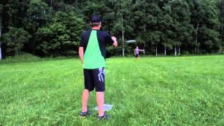 Discen.se - Hur man lättast fångar en Frisbee