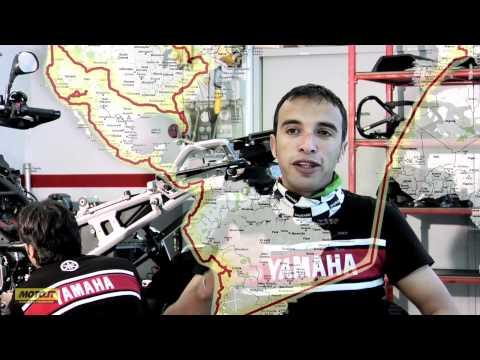 Davide Biga racconta a Moto.it il suo viaggio intorno al mondo
