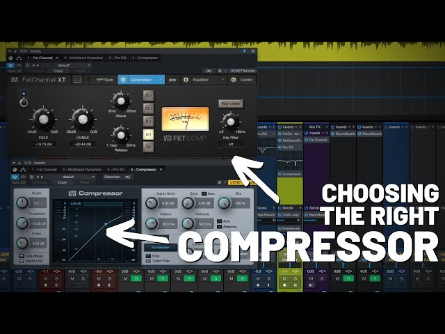 How to Choose the Right Compressor