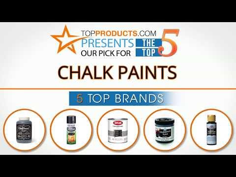 Best Chalk Paint Reviews 2017 – How to Choose the Best Chalk Paint