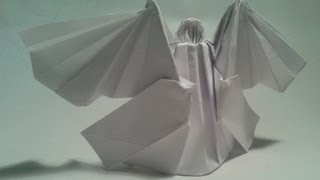 Origami - How To Make An Origami Angel