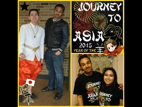 I AM ASIAN?!!! Journey To Asia (Asian Student Association)