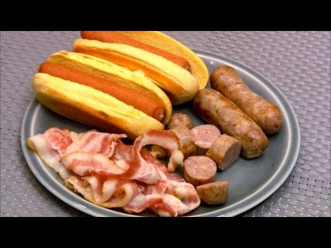 How You Should Cook Processed Meats to Reduce Harmful Effects