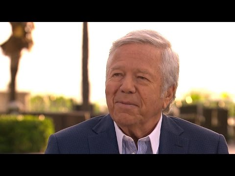 Andi and Kenny  - NE Patriots owner Robert Kraft charged with soliciting prostitution