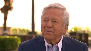 Patriots owner Robert Kraft on Super Bowl win and dramatic season