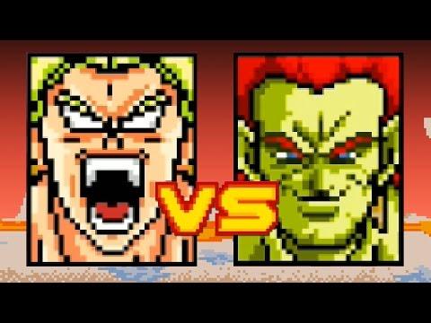 BROLY VS BOJACK - Dragon Ball Z Devolution - Part 14