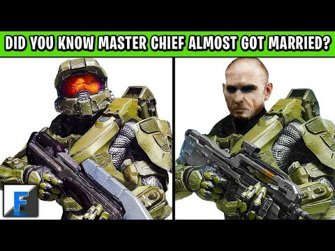 Top 10 Facts - Master Chief (Halo) | Chaos