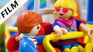 Playmobil Film deutsch | SPIELPLATZ DATE - Julian lernt süßes Mädchen kennen | Familie Vogel