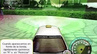 Need for Speed: Underground 2 - Glitch de entrar al Body Shop