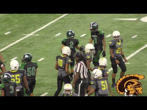 2018 A-Team Championship Game Highlights: Detroit Spartans v