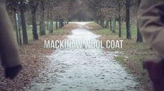 Särmä Classic - Mackinaw villakangastakki
