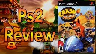 Ps2 Review: Crash Nitro Kart