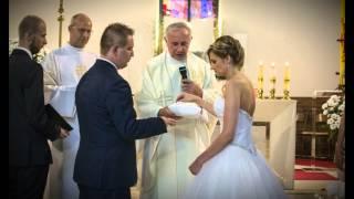 SlideShow Prezentacja zdjęć ślubnych Andżeliki i Krystiana 05.07.2014