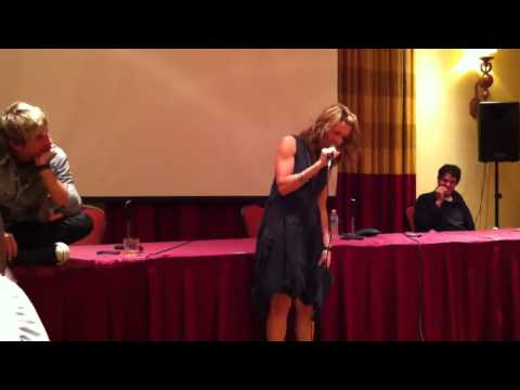 ExpCon 2010 - Ali Hillis - Lightning voice samples