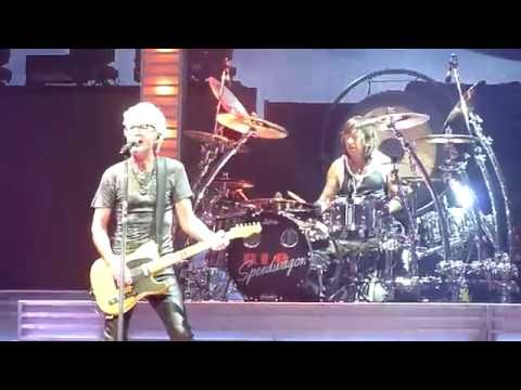REO Speedwagon - Ridin' The Storm Out - Matthew Knight Arena - Eugene, OR - 9-30-2016