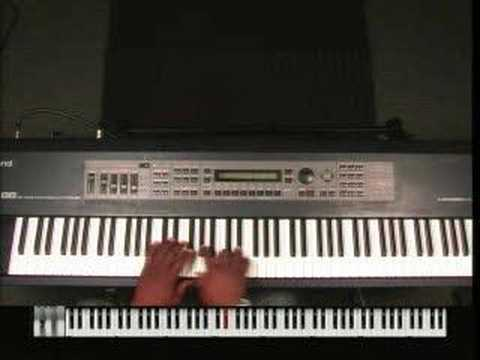 Piano church piano chords : Piano Lessons-Shouting Church Chords- GospelMusicians.com - YouTube