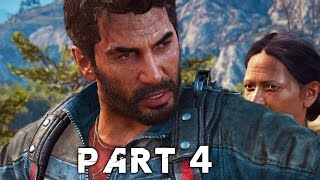 Just Cause 3 Walkthrough Gameplay Part 4 - A Terrible Reaction - Campaign Mission 3 (PS4 Xbox One)