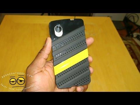 finest selection b18be 75fc9 Nexus 5 Tudia Wav-Hybrid Case Review