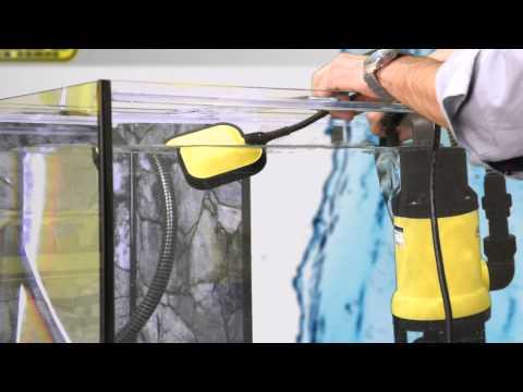 Дренажные насосы ASP 750 C и D - для любой воды.
