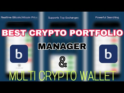 Bituniverse App - Best Portfolio Manager & Multi Crypto Assets Wallet App. ERC20 Tokens Wallet