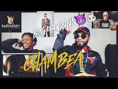 Chambea - Bad Bunny | Video Oficial |FVO REACTION