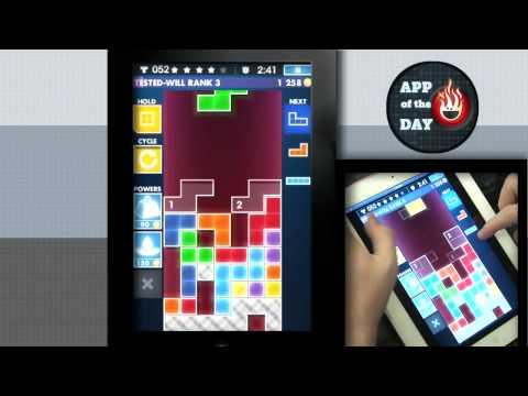 App Of The Day: Tetris