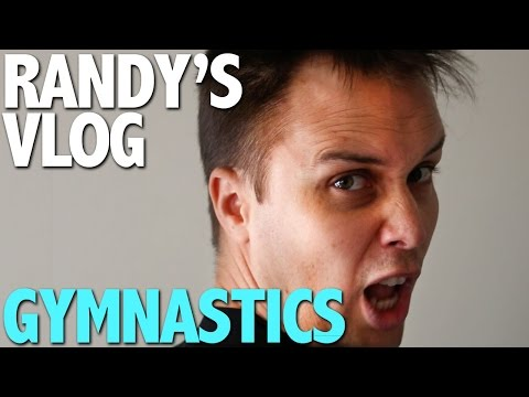 Randy's Vlog: Gymnastics