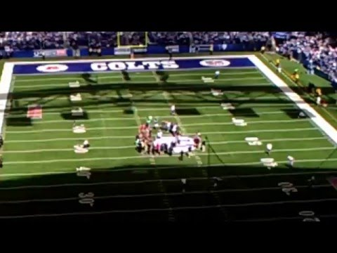 Edgerrin James Colts Ring of Honor