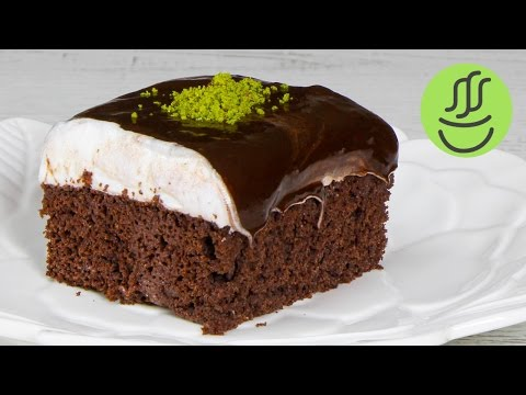 Ağlayan Kek Tarifi - Ağlayan Pasta Yapımı