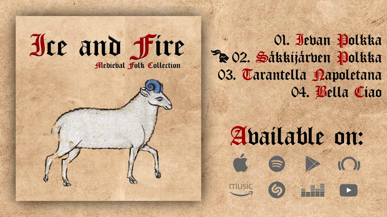 Ice and Fire - Medieval Folk Collection (2020) | Full Album