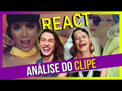 "REACT Iggy Azalea Analisa: ""Anitta & Kevinho - Terremoto""  Diogo Paródias"