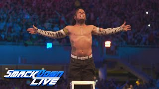 Relive 20 years of Jeff Hardy: SmackDown LIVE, Nov. 27, 2018