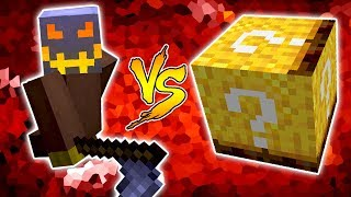 CEIFADOR ASSOMBRADO VS. LUCKY BLOCK INCRIVEL (MINECRAFT LUCKY BLOCK CHALLENGE)