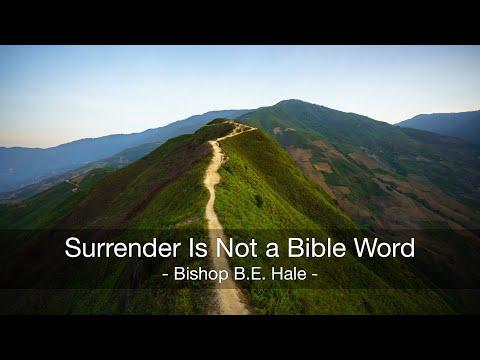 Wednesday 09.15.21 | Bishop Billy .E. Hale