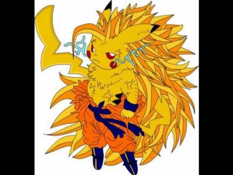 Super Saiyan Pikachu Youtube