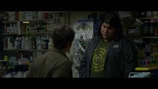 Michael Barra in The Amazing Spider Man (store clerk, milk scene)