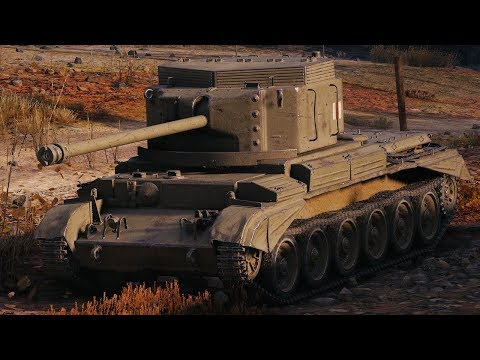 World of Tanks Challenger - 8 Kills 5,3K Damage thumbnail