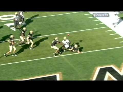 2011 Campbell Trophy winner Andrew Rodriguez - Highlights