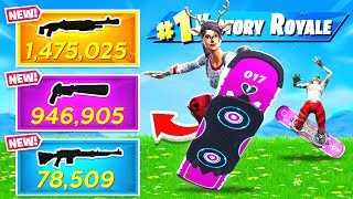 HIGHER THE SCORE = BETTER LOOT in Fortnite