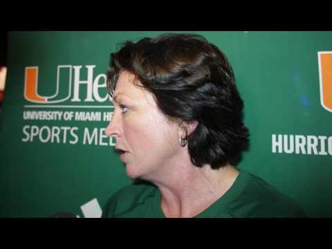Head Coach Katie Meier | Selection Monday | Presser