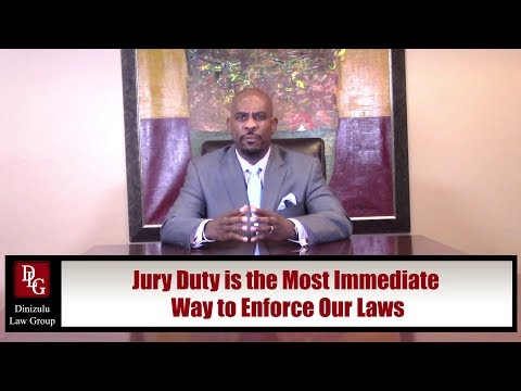Who Has The Power To Enforce Laws? - Chicago, IL Injury Attorney Yao Dinizulu Explains
